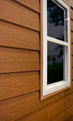 Oak Finish Siding Cabin Ideas In 2019 House Siding