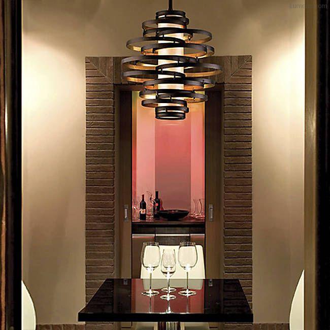 Vertigo Pendant Multi Light Pendantpendant Lightscorbett