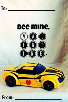 Transformers Valentines Day Cards Printable   Google Search