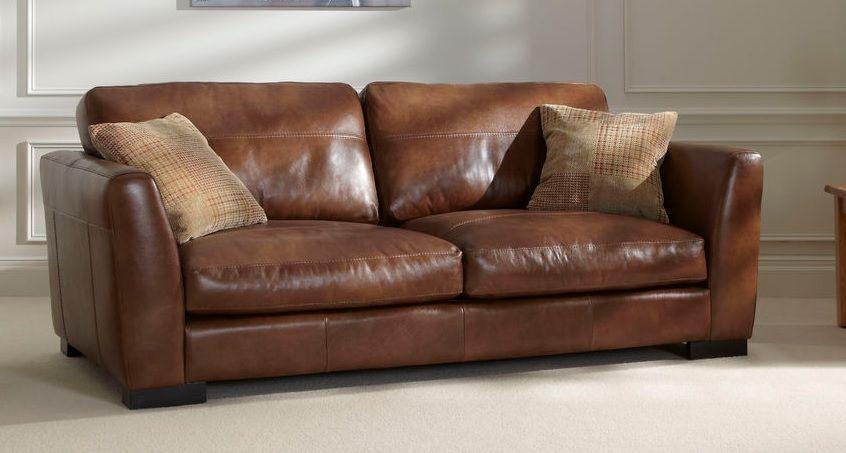 Scs Sofas Leather Brokeasshome Com