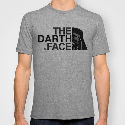 The Darth Face T-shirt