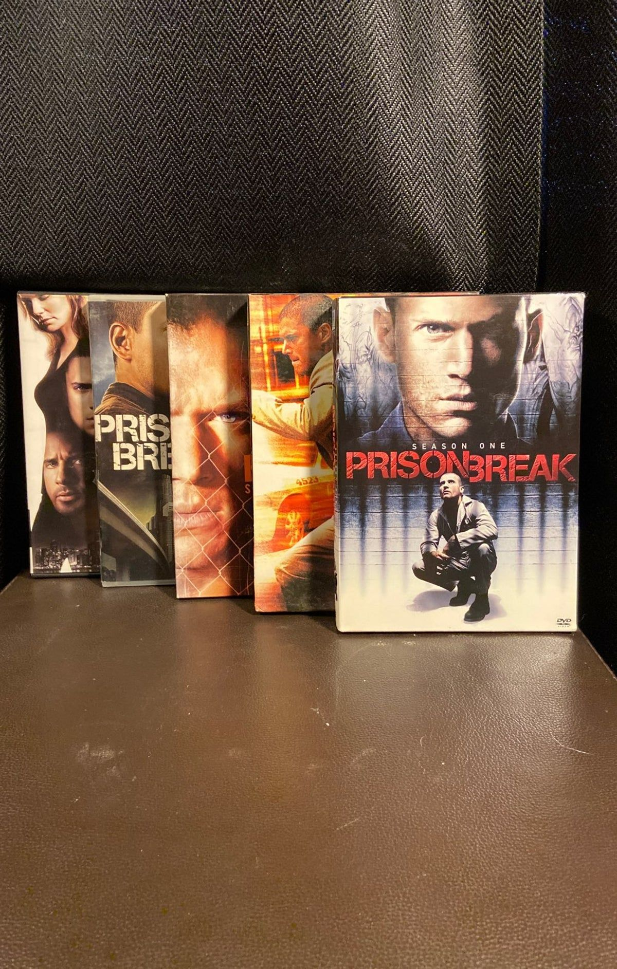 Prison Break Seasons 1-4 (+ Final Break)