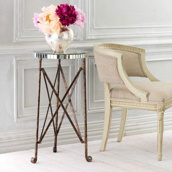 Wonderful small elegant side table.