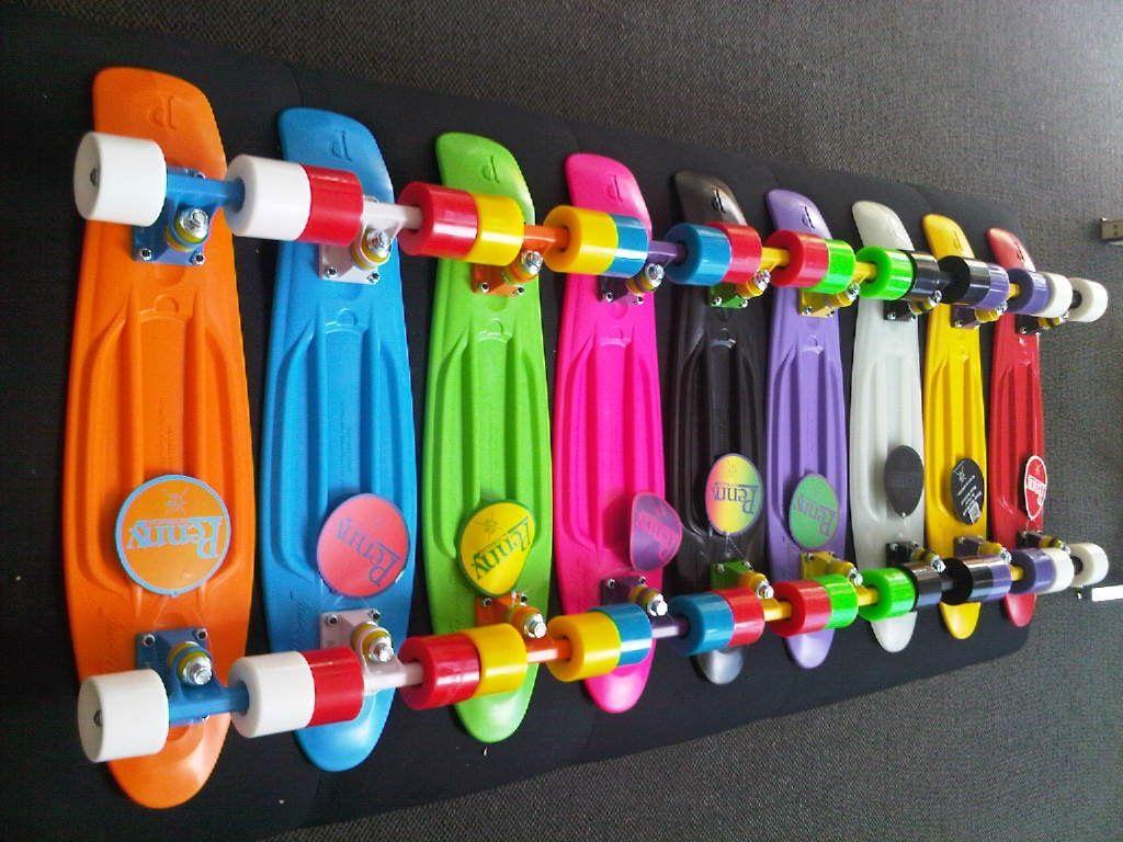 I just love penny boards penny board penny skateboard