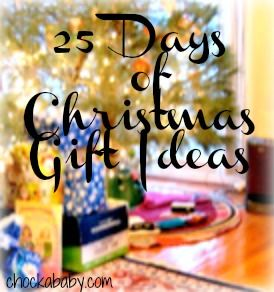 25 days of xmas gifts ideas