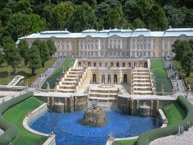 Peterhof Palace   Russia - Peterhof Palace   Pinterest