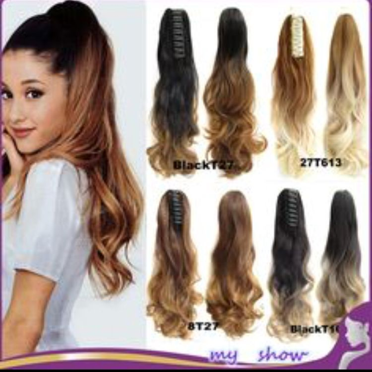 Nieuw Pin on Ariana Grande hairstyles KM-89