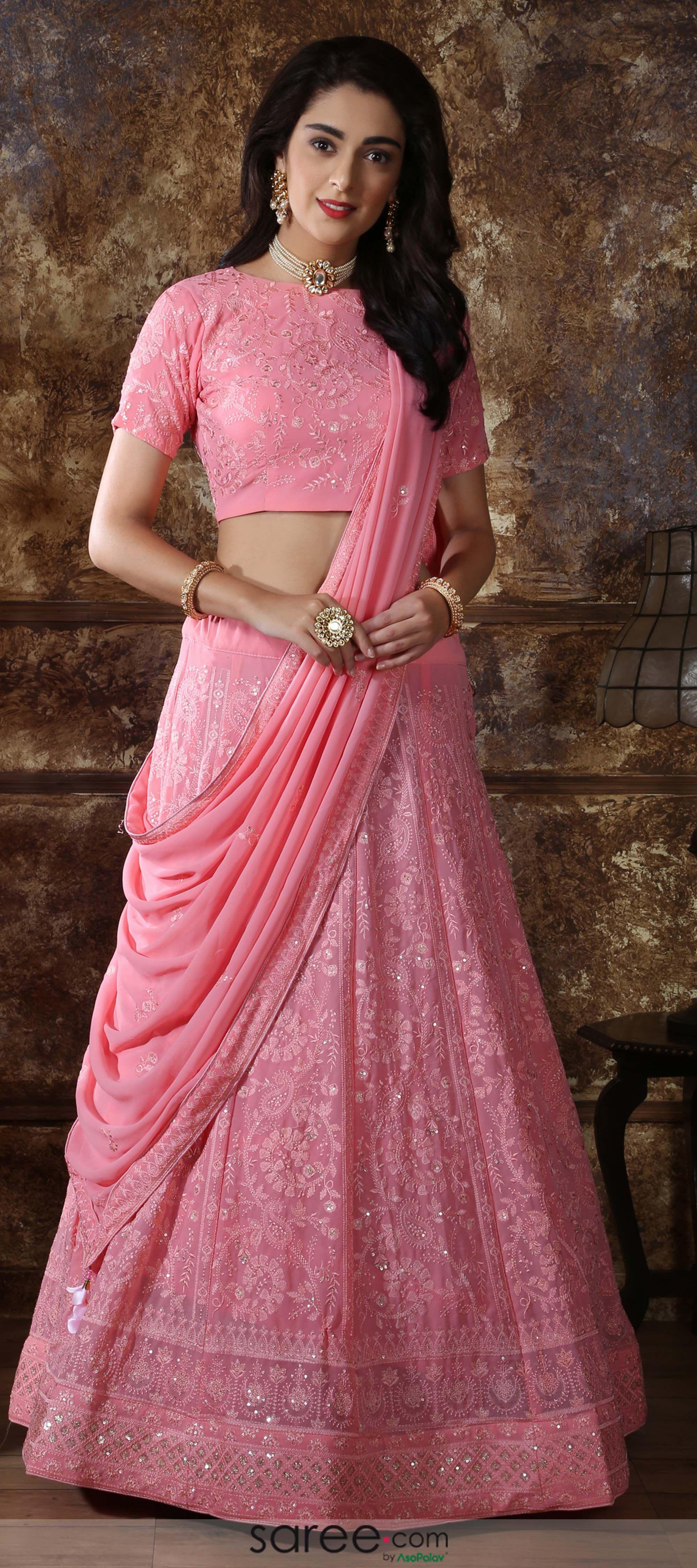 Pin By Sampatti Bairagi On Dresses Simple Lehenga Choli Simple Lehenga Lehenga Designs Latest