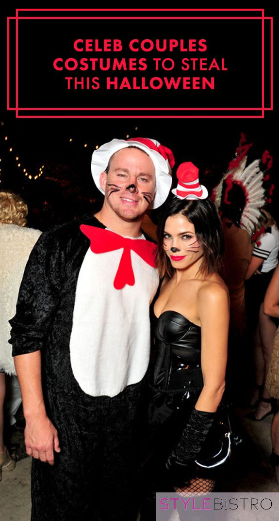 The Best Celebrity Couples Costumes to Copy this Halloween | Celebrity couple costumes Costumes and Couples  sc 1 st  Pinterest & The Best Celebrity Couples Costumes to Copy this Halloween ...