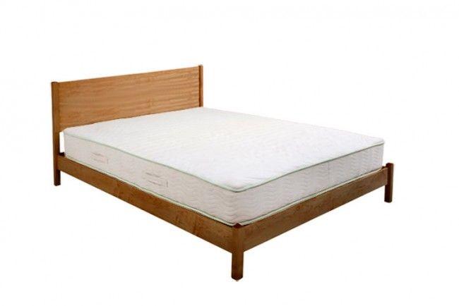 The Tenor Timber Ridge Natural Bed Frame Walnut Choose Size Wood Platform Bed Solid Wood Bed Frame Bed Frame