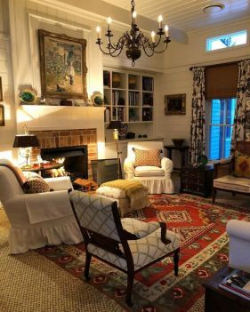 amazing southern traditional living room country farmhouse to try right now also rustic decor ideas for your home beauty rh pinterest