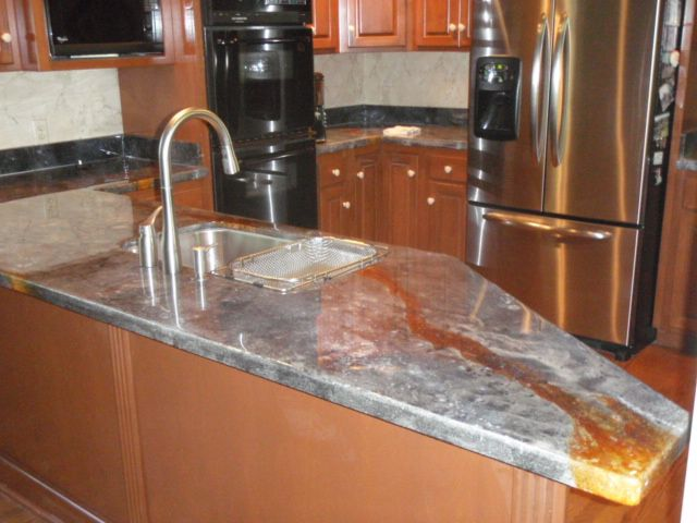 Pin On Stained Concrete Countertops