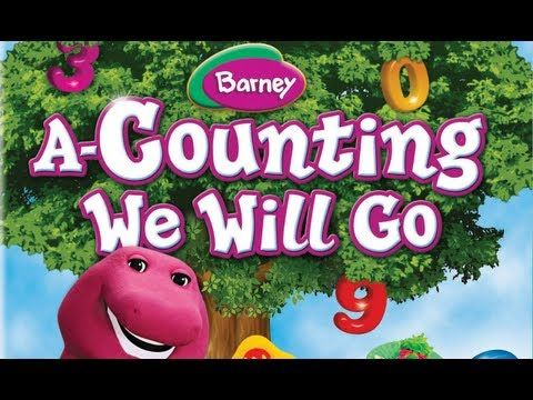 Barney A Counting We Will Go 1 Barney Theme Song 2 A Great