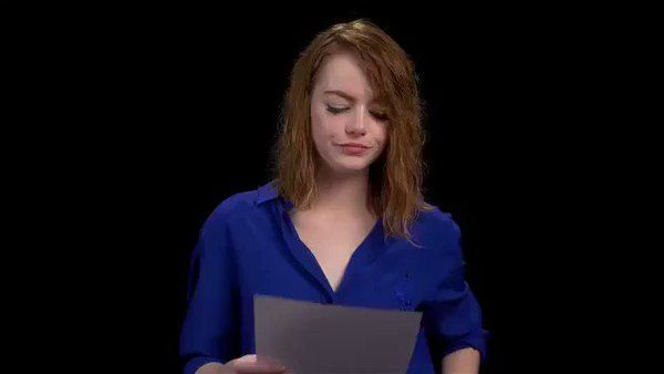 """@AdventurerPosts : RT @CatchThemAlI: """"I Will Survive"""" performed by emma stone chris pine amy adams and andrew garfield among others. THIS IS SO AWESOME https://t.co/CHONEG2ILb"""