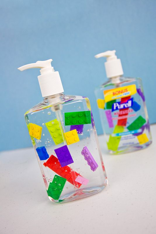 Lego Hand Sanitizer Lego Hand Hand Sanitizer Science