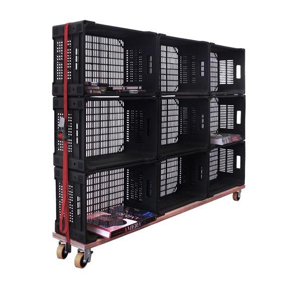 muebles con cajas plastico - Buscar con Google | dresser | Pinterest ...