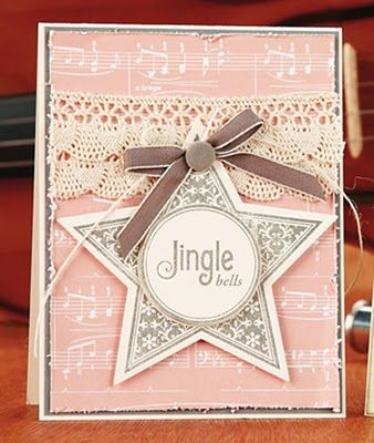 Jingle Bells Card by @Kimberly Peterson Peterson Crawford