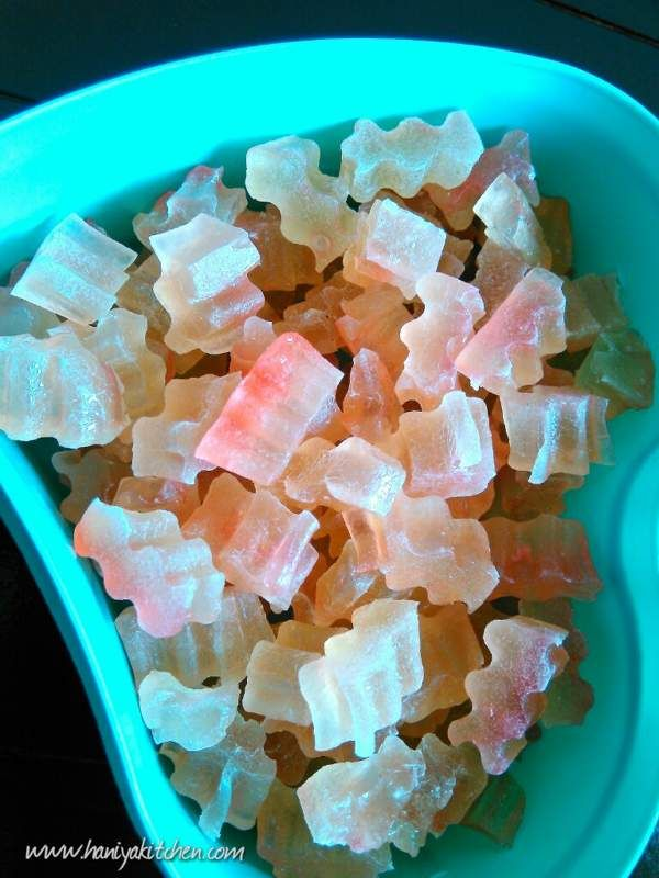 Resep Membuat Permen Agar Jelly Kenyal Enak Resep Permen Jeli Permen