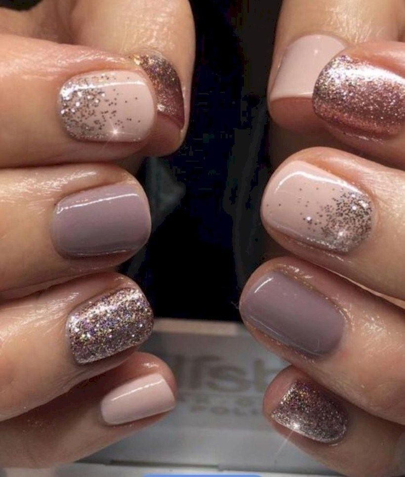 Winter 2019 Nail Color Trends For Women Fashion 24 Nails