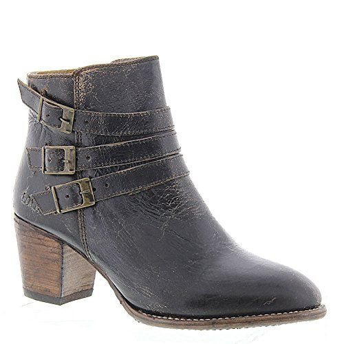 bed stu Womens Begin Boot Black LuxTan Teak 11 M US -- Want additional info? Click on the image.