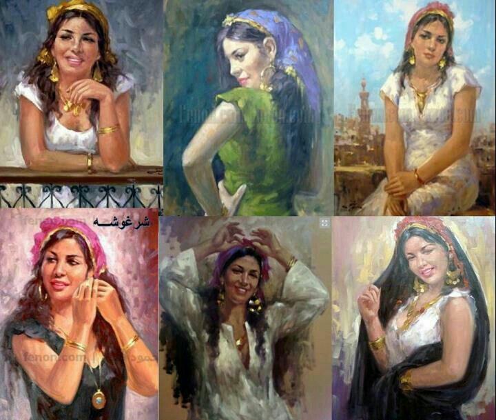LOVE IT.. EGYPTIAN STYLE.