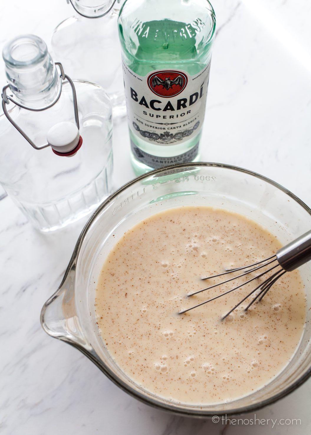 Coquito | Puerto Rican Coconut Nog | Rezept | Bebida | Pinterest
