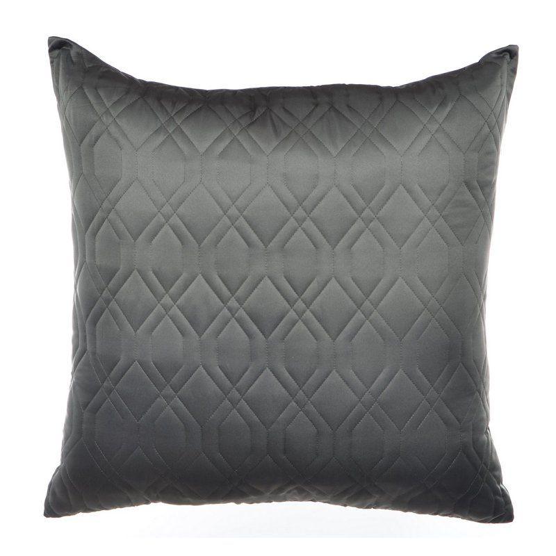 Nicole Miller Magnifique Filled European Decorative Pillow Living Simple Nicole Miller Decorative Pillows