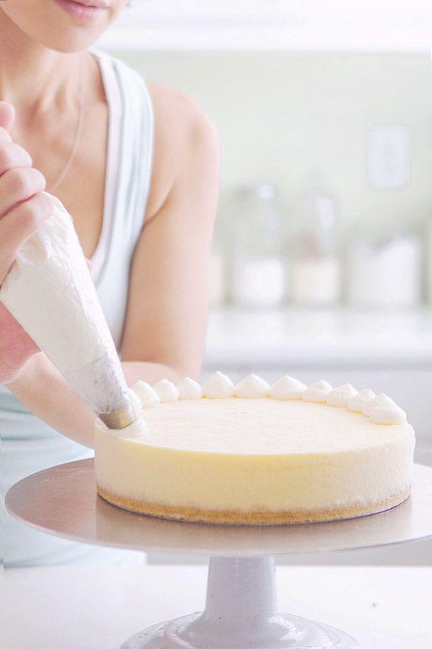 Manga pastelera blanca porta pasteles