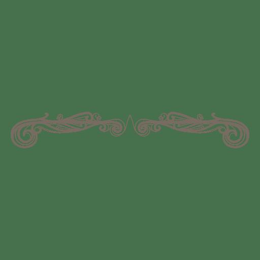 Retro Swirls Divider Ad Affiliate Affiliate Divider Swirls Retro Text Dividers Bullet Journal Dividers Png