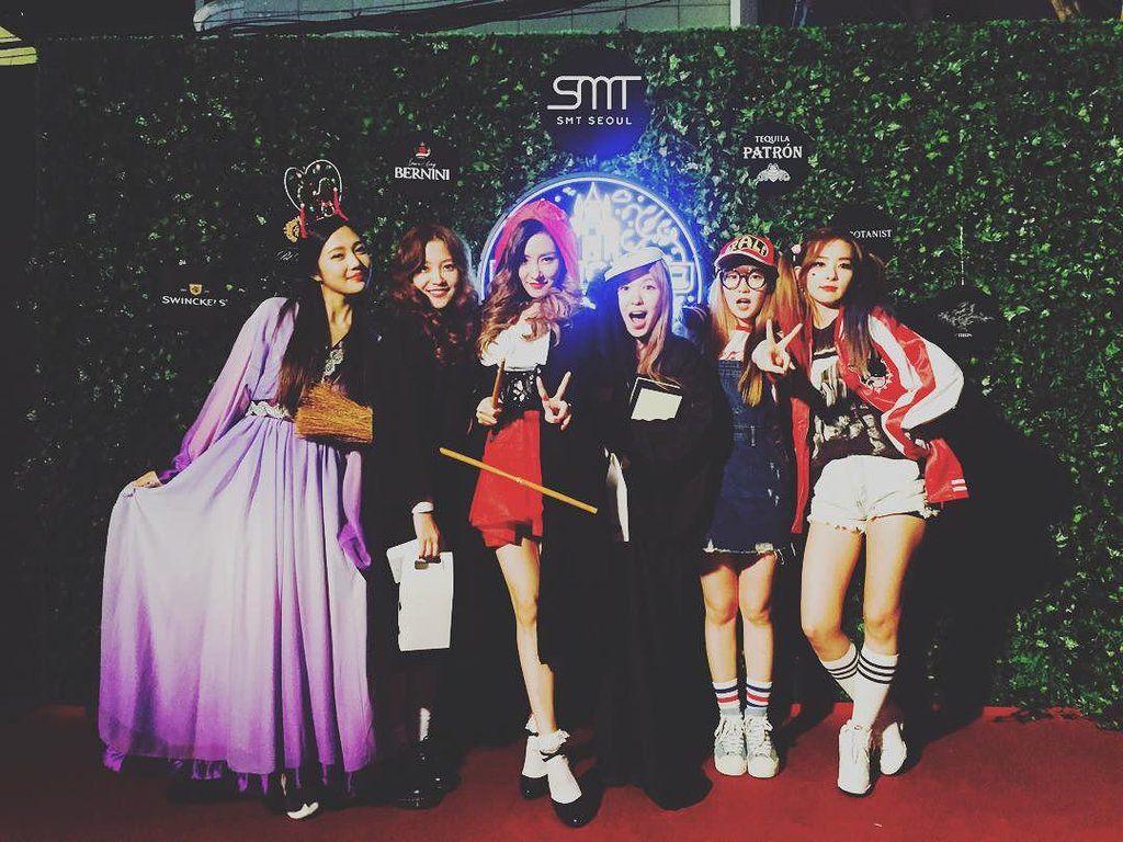 Halloween Red Velvet (+ Tiff) | Seulgi | Pinterest | Halloween ...