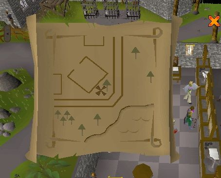 dat feel when you open the clue scroll and get this RuneSwap OSRS - new osrs world map in game