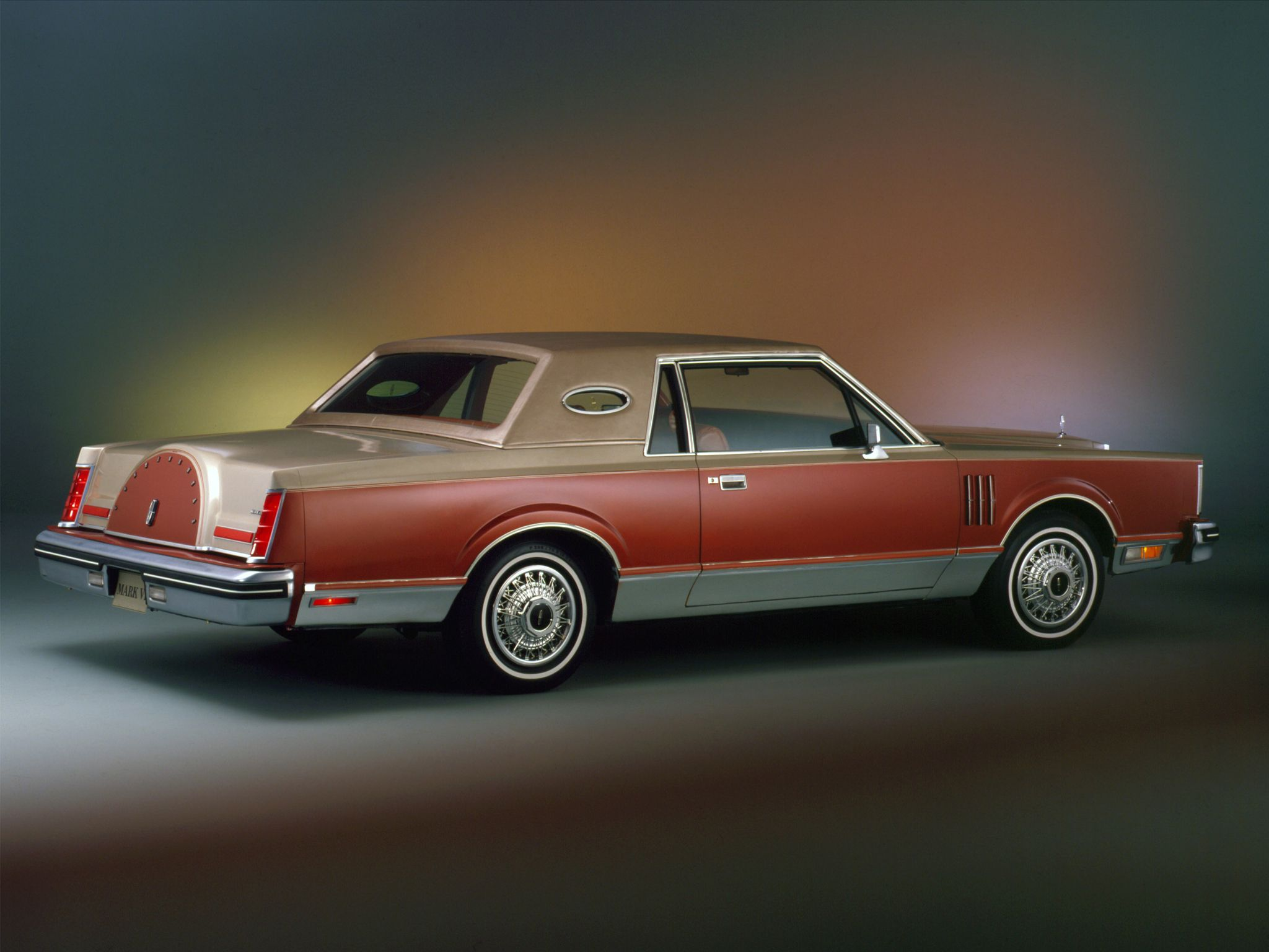 lincoln mark series lincoln continental mark vi givenchy edition coupe 1980