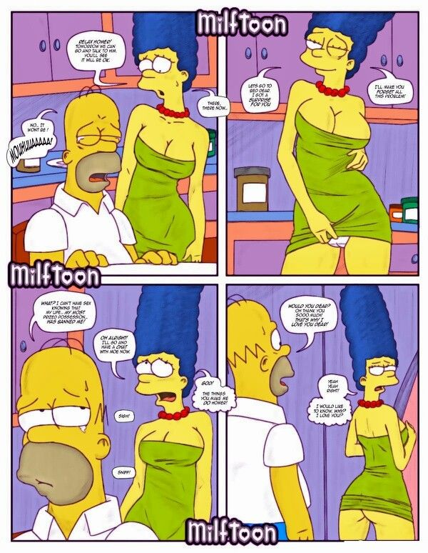 sexy milf cartoon