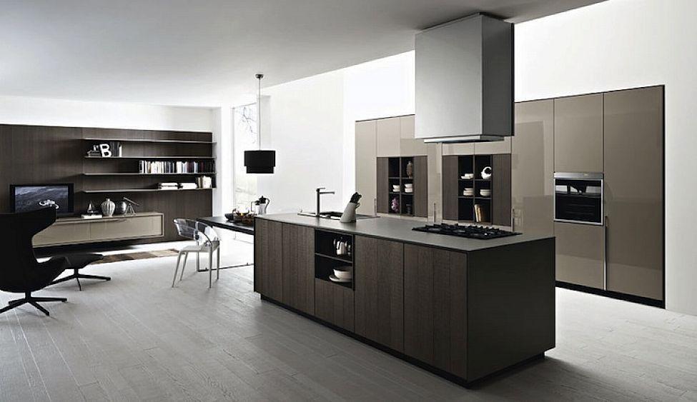 Sleek Italian Kitchen Designs Classic Modern Italian Kitchen Design Modern Kitchen Design Interior Design Kitchen