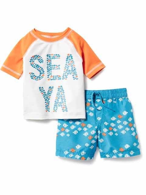 d3bf7d2401 Baby: Swimwear | Old Navy | Caspian Cole | Baby boy swimwear, Baby ...