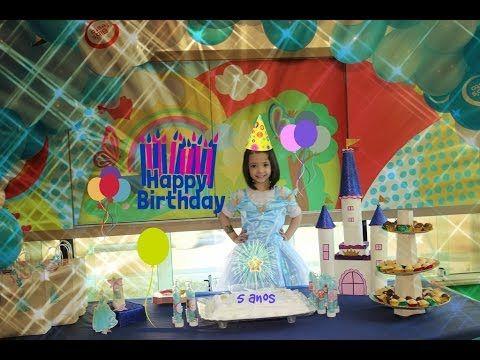 Feliz Aniversário Yumi! - homenagem ao aniversário de 5 anos da Yumi - 2...
