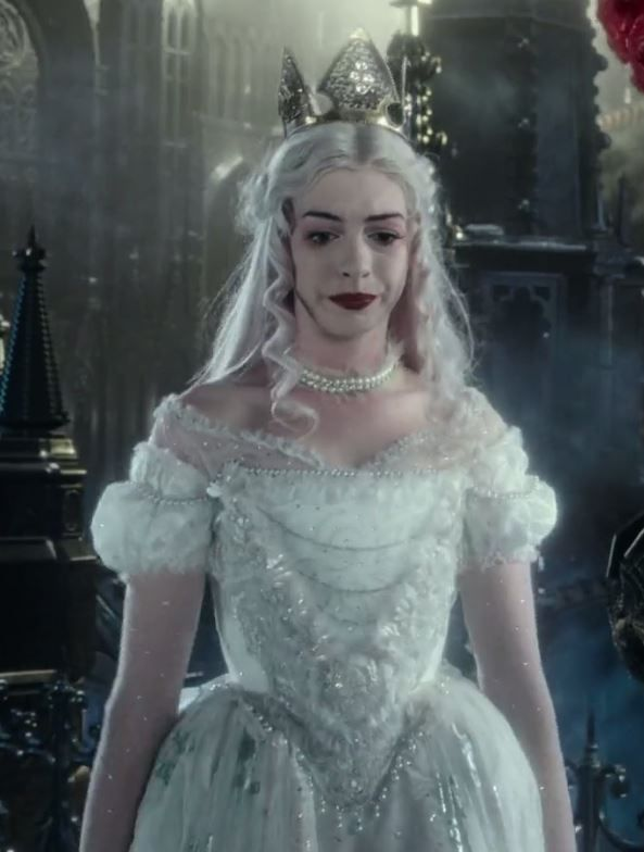 Alice Through The Looking Glass The White Queen With Images