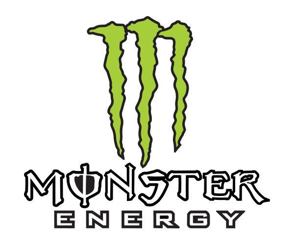 monster energy logo vector design inspo pinterest