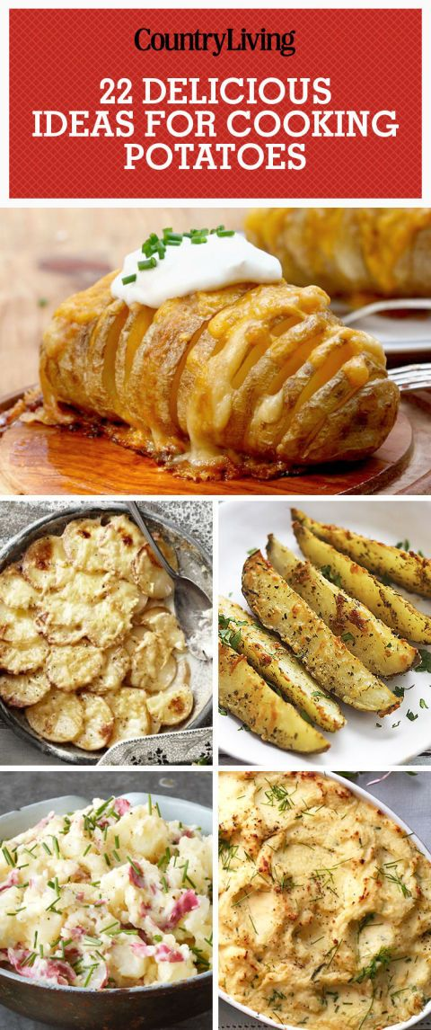 Don't forget to save these potato recipes for Thanksgiving! They make perfect side dishes or appetizers for a house full of guests.