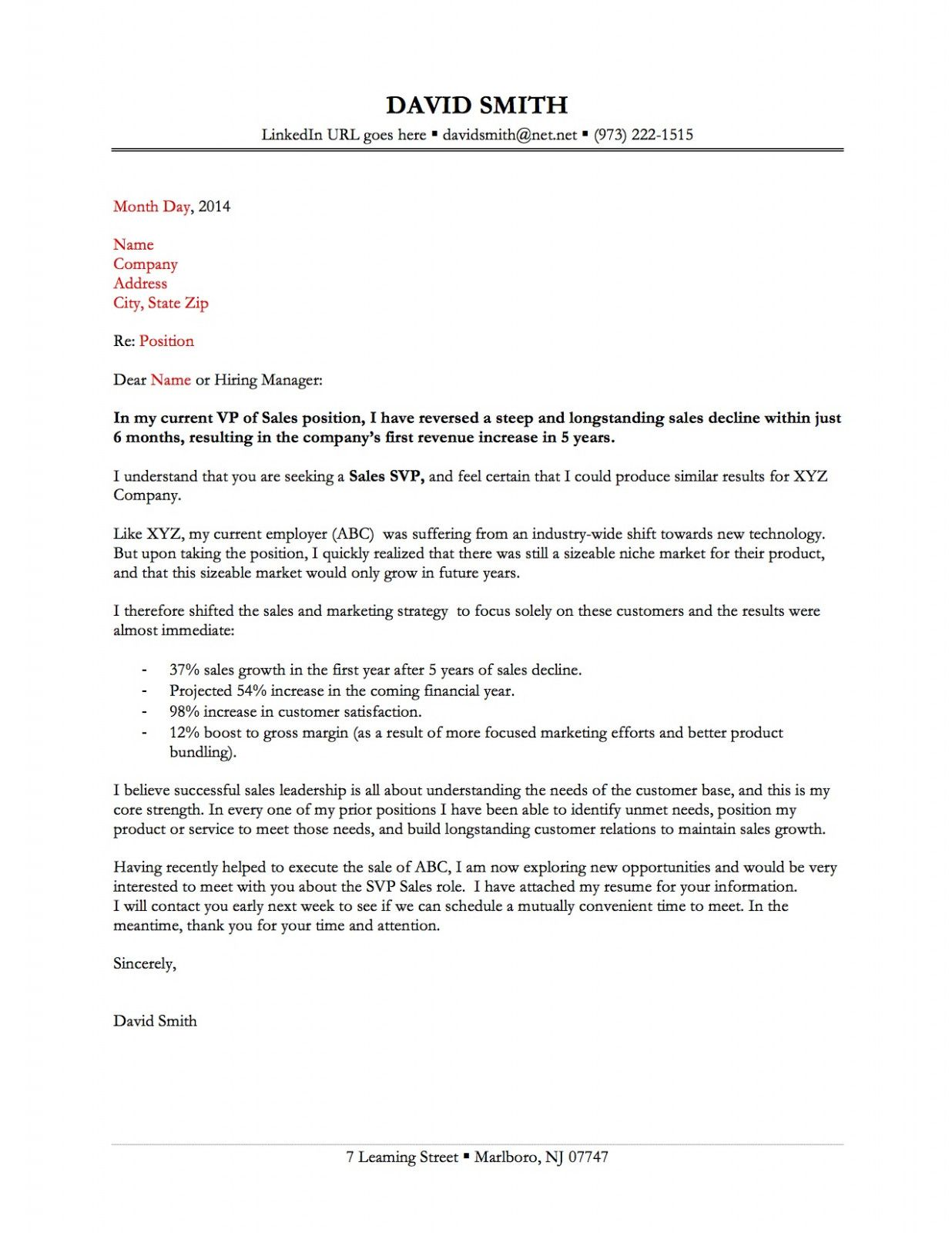 TOP 20 Cover Letter Writing Services of