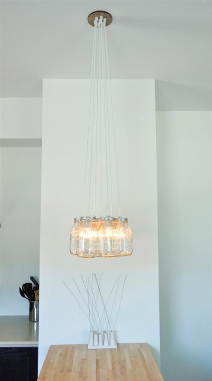 Ideas para la iluminaci n de cocinas decorahoy ideas for Ideas iluminacion cocinas