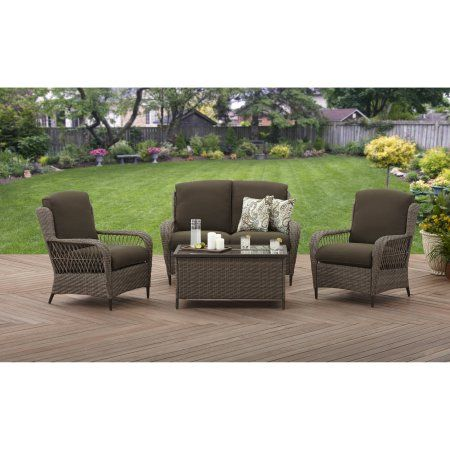 Better Homes and Gardens Manaville Wingback 4-Piece 450.00 ...