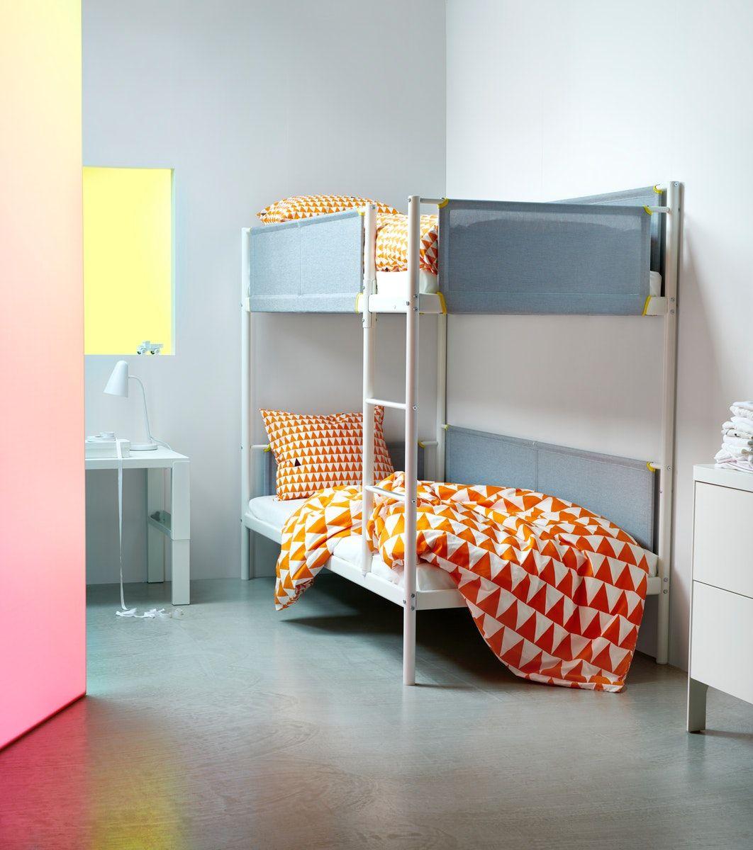 Ikea kura bed in girls bedroom … Pinteres…