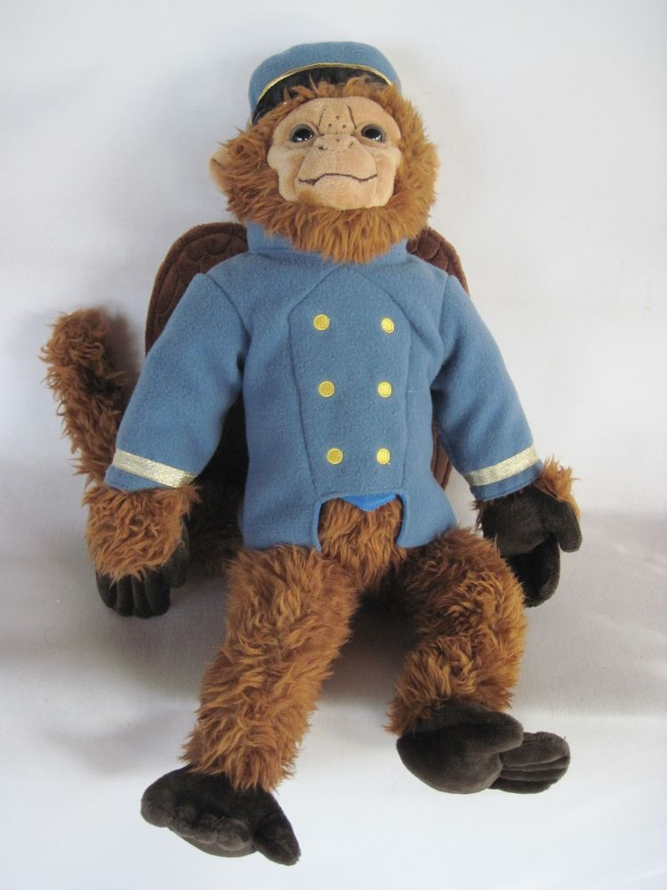 Flying Monkey Wizard of Oz Plush Stuffed Animal #Unbranded