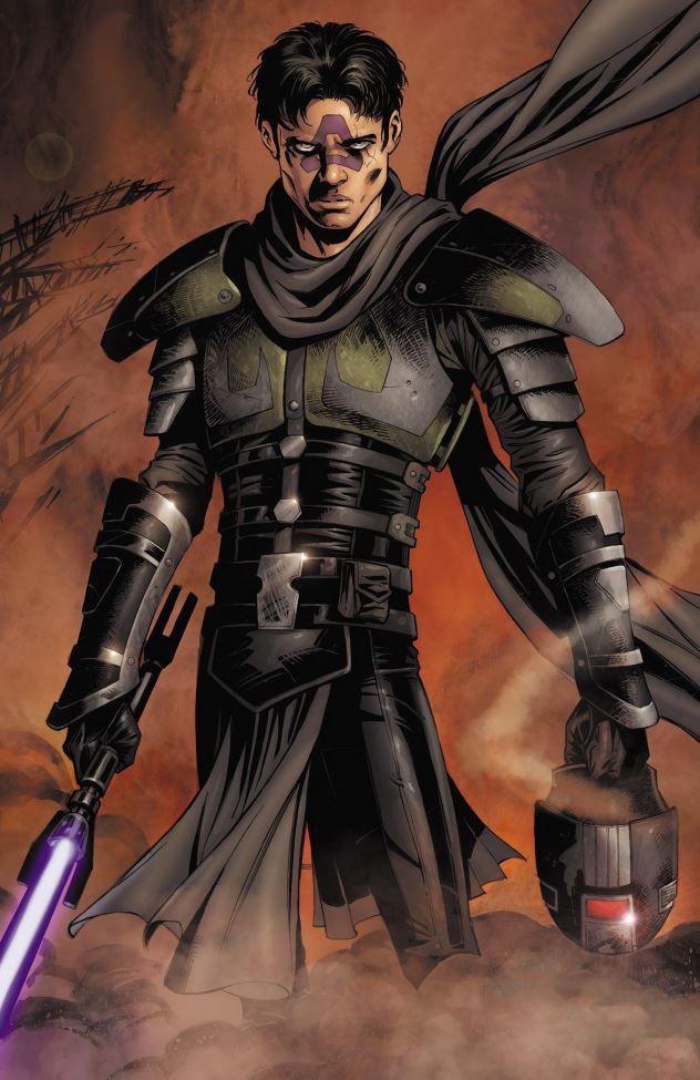 SW Dawn of the Jedi Xesh, Force hound of Rakata | misc | Dawn of the