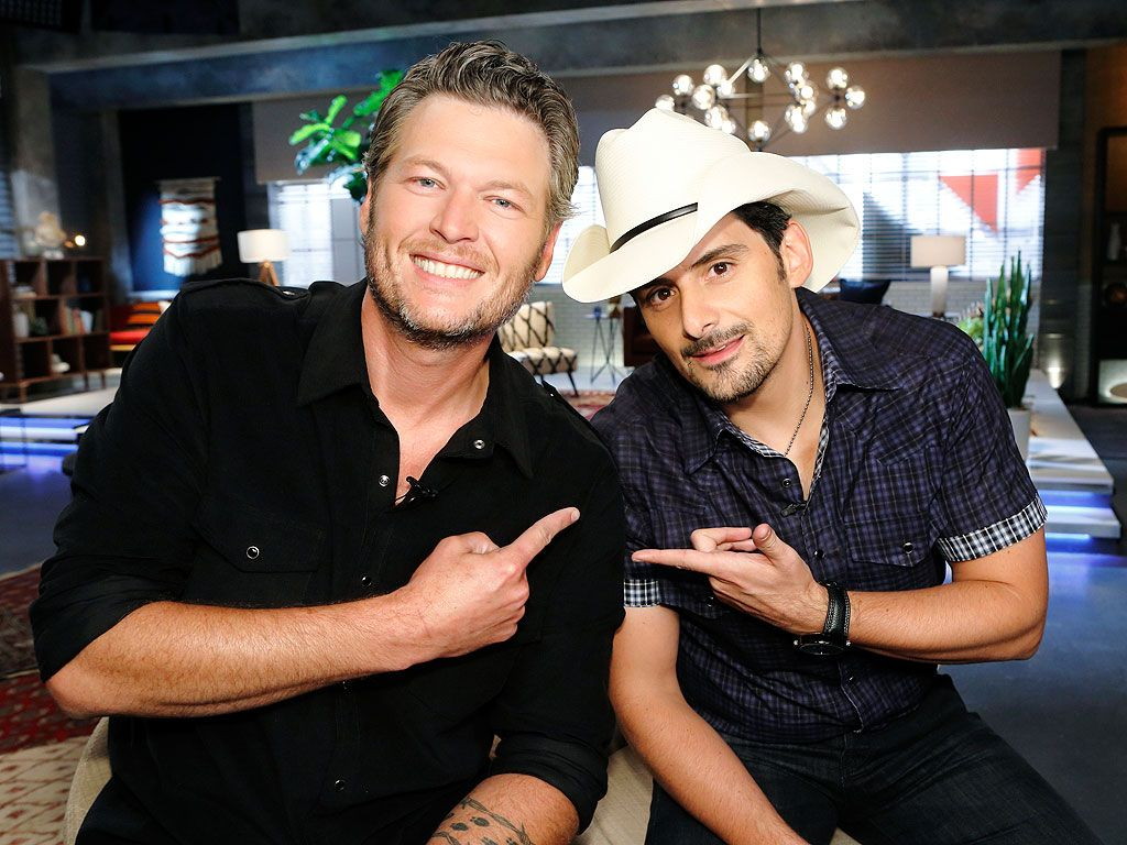 Brad paisley celebrity official video