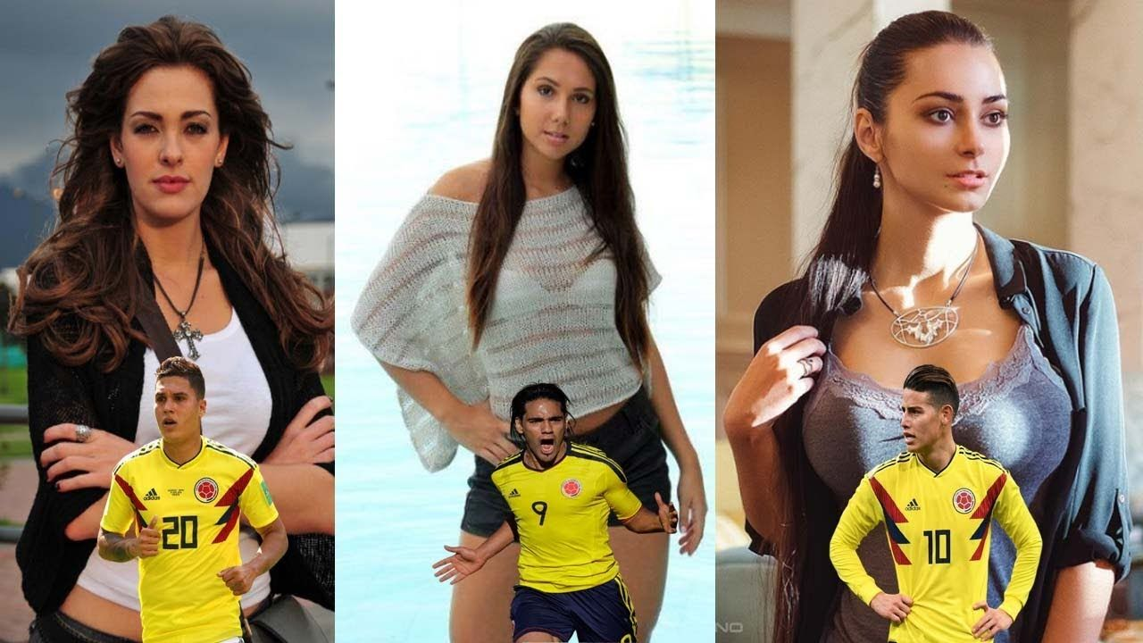 Colombia Football Players Hottest Wives And Girlfriends Wags 2019 Celebrity Lifestyle Wife And Girlfriend Colombia Football