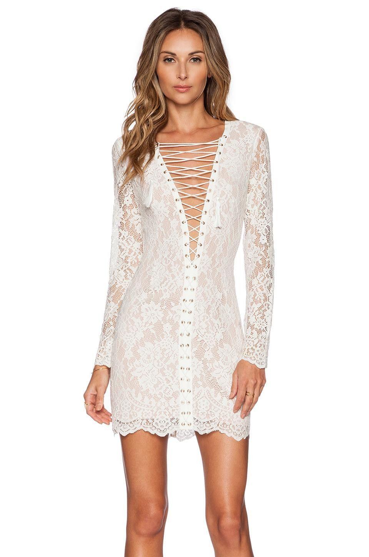 Boho chic bohemian little white lace dress white lace dresses