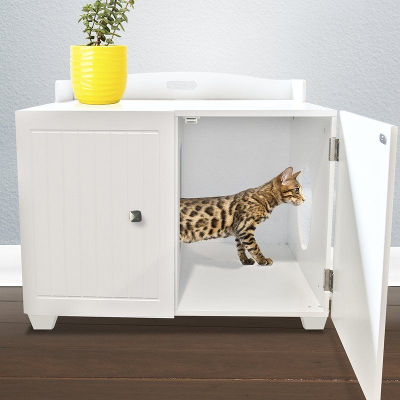 Buster Classic Cat Litter Box Enclosure in 2020 Litter