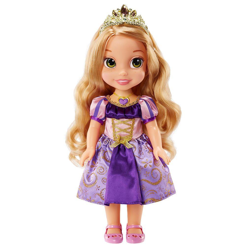 Disney Princess Sing And Shimmer Toddler Doll Rapunzel